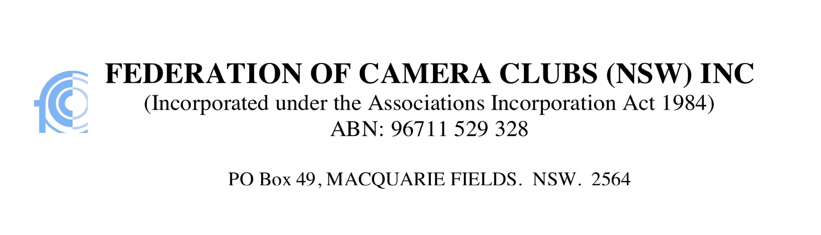 Federation of Camera Clubs (NSW) Inc.